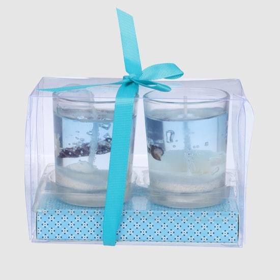 Decorative Candle - Set of 2