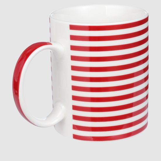 Striped Single Mug