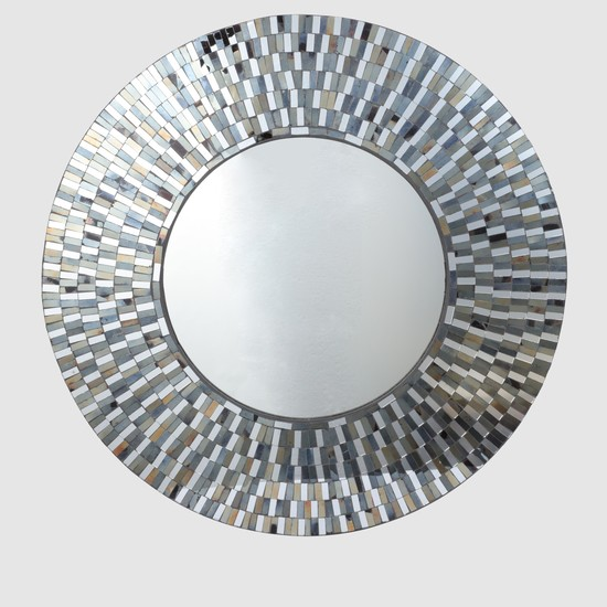 مرآة حائط دائريّة