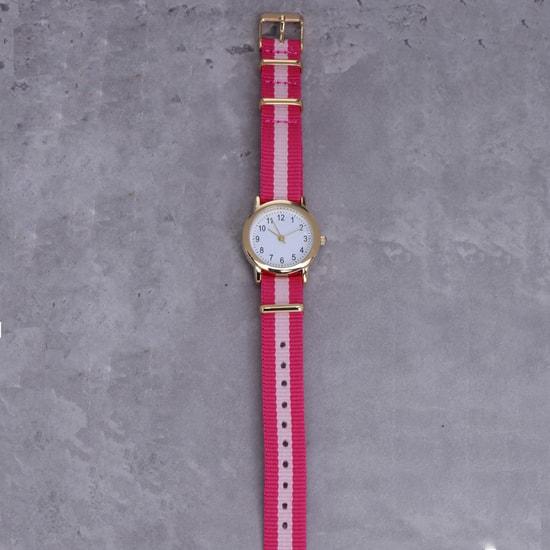 Textured Wrist Watch