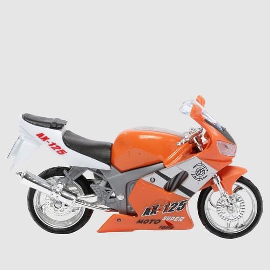 1:18 لعبة دراجة نارية