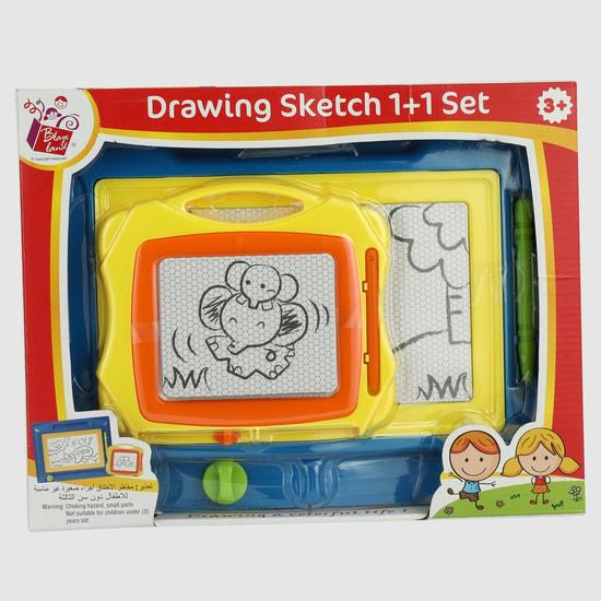 Drawing Sketch 1+1 Set