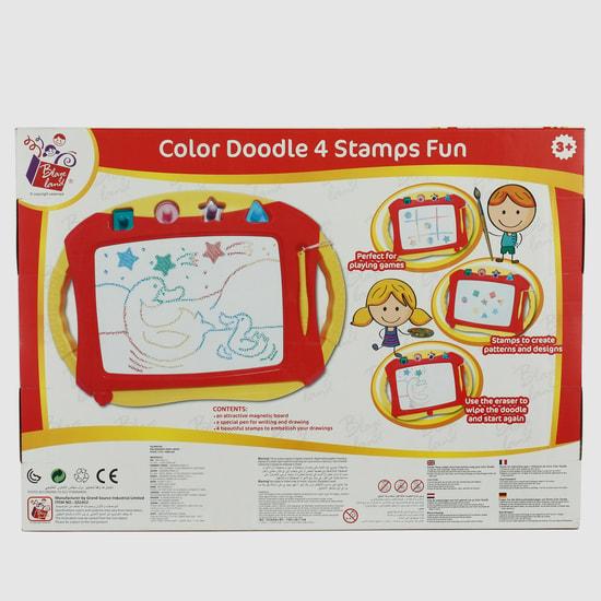 Colour Doodle 4 Stamps Fun