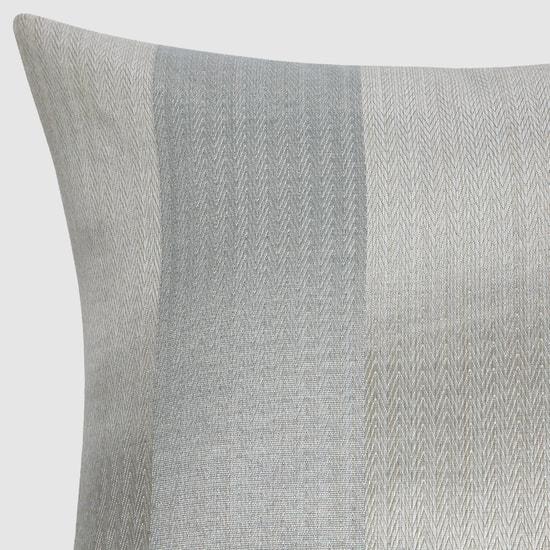 Textured Filled Cushion - 43x43 cms