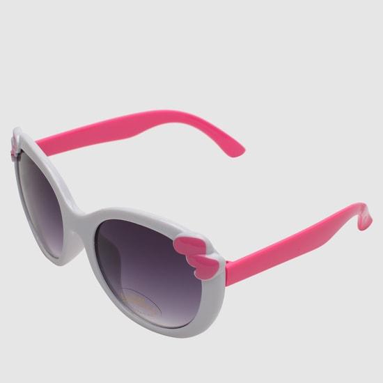 Cateye Sunglasses with Hearts