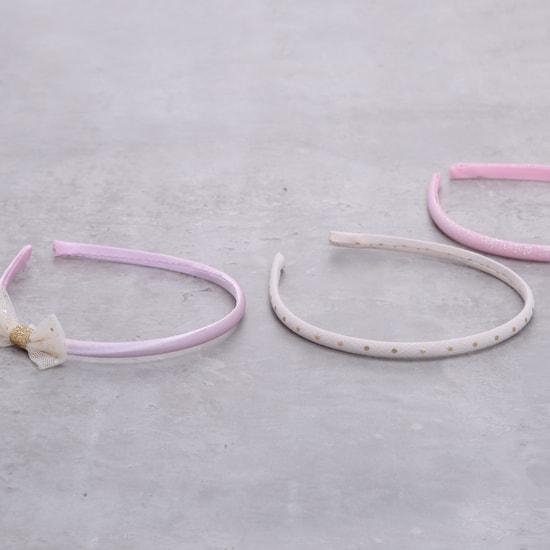 Textured Hairband - Set of 3
