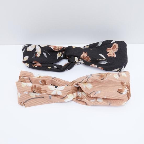 Floral Headband - Set of 2