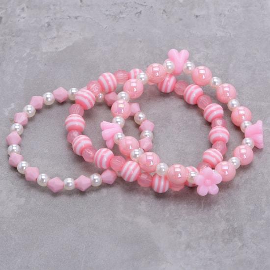 Beaded Bracelet - Set of 3