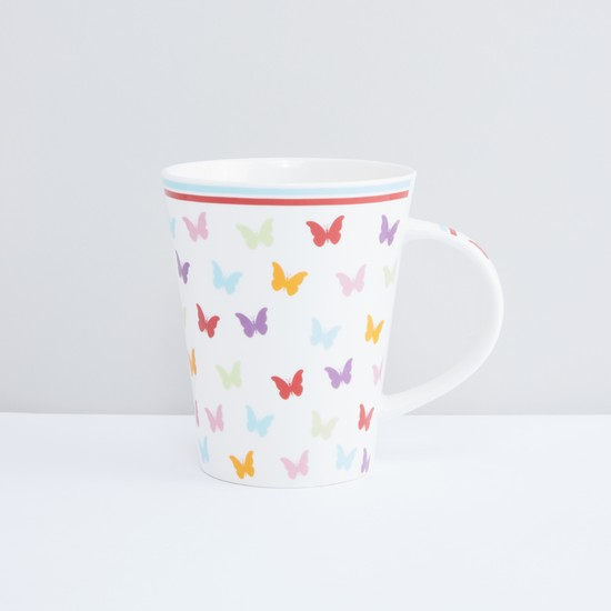 Butterfly Printed Mug