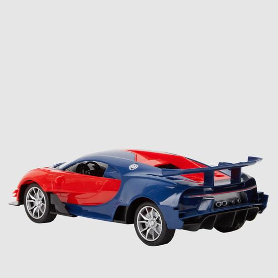 لعبة سيارة سباق بجهاز تحكم عن بُعد