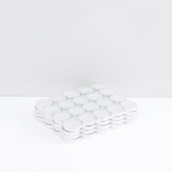 طقم شموع 80 قطعة