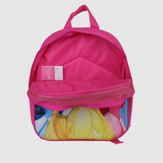 حقيبة ظهر بنقوش برينسيس