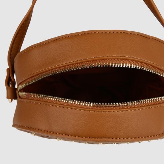 حقيبة كروس بودي مفرّغة بالليزر