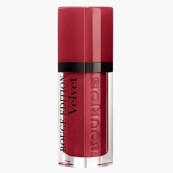 Bourjois Rouge Edition Velvet Liquid Lipstick