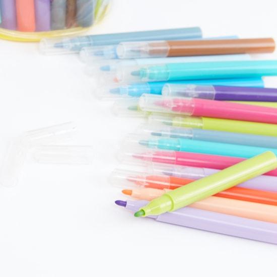 طقم أقلام ميني فايبر