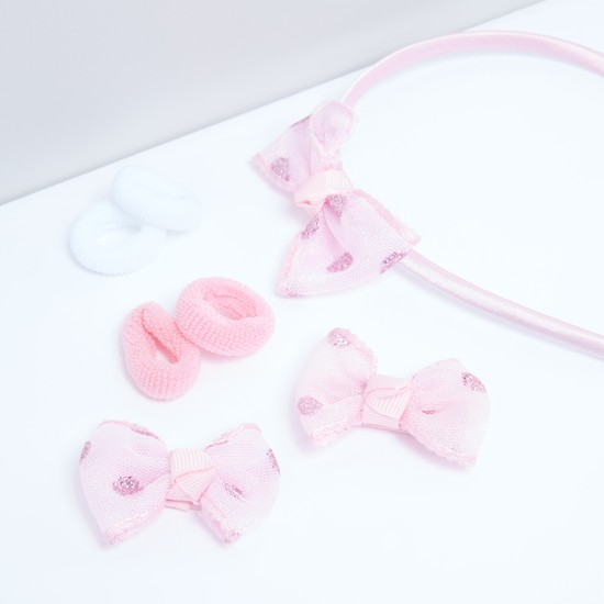 Assorted 7-Piece Hair Accesory Set