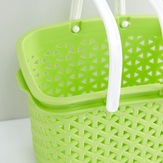 Storage Basket with Dual Handles