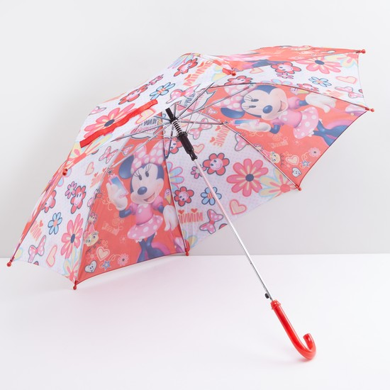 Minnie Mouse Printed Umbrella