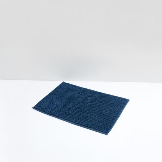 Textured Rectangular Bath Mat