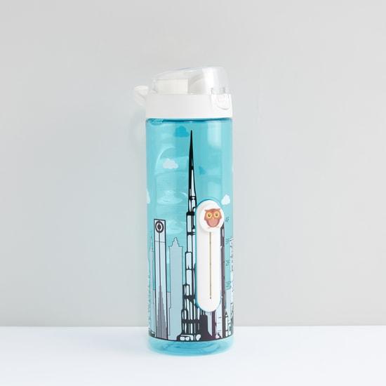 Printed Water Bottle - 750 ml