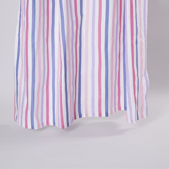 Striped Curtain Pair