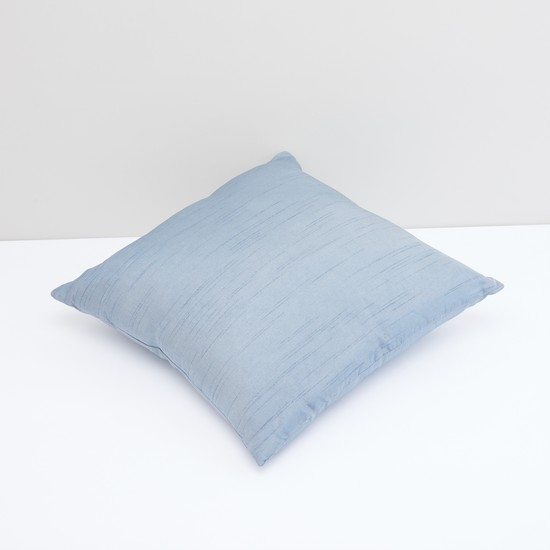 Filled Cushion with Zip Closure