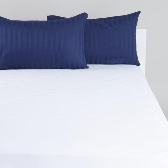 Striped Luxury Pillowcase - Set of 2
