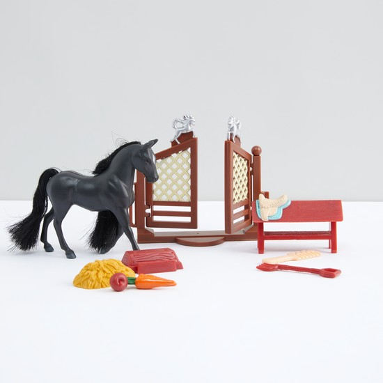 Royal Breeds Horse Grooming Playset