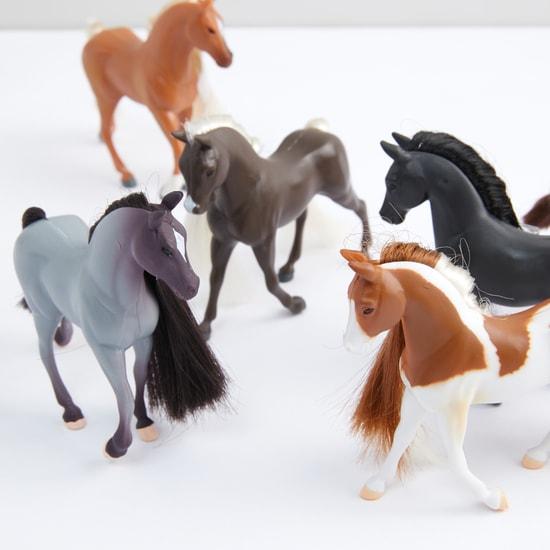 طقم لعبة عرض الحصان 6 قطع رويال بريدز