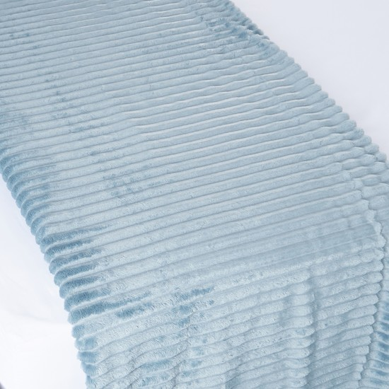 Plush Quilted Blanket - 220x230 cms