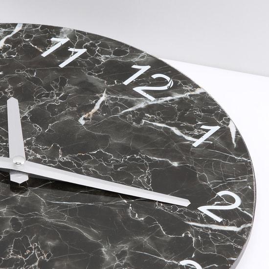 Printed Round Wall Clock