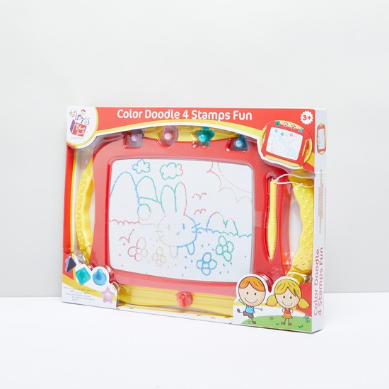 Color Doodle Drawing Board