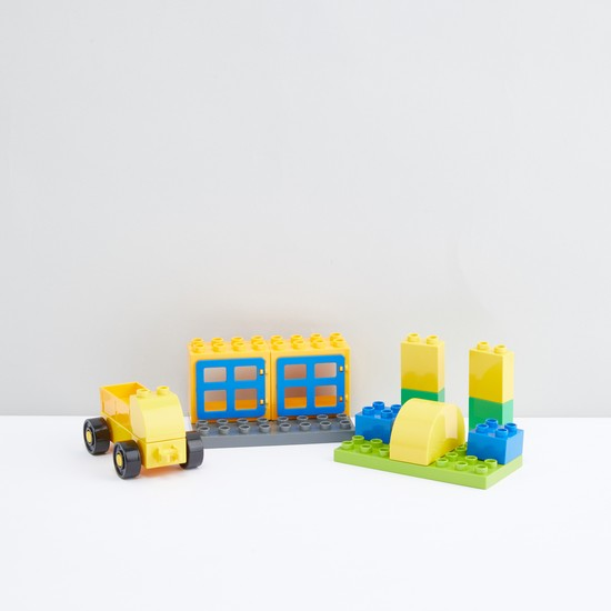 City Builder 21-Piece Blocks Playset