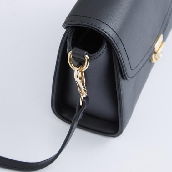 حقيبة ساتشيل بثنية إغلاق
