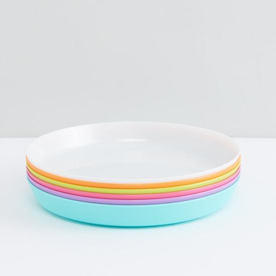 Set of 6 - Round Plate