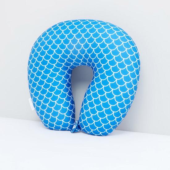 Printed Neck Pillow