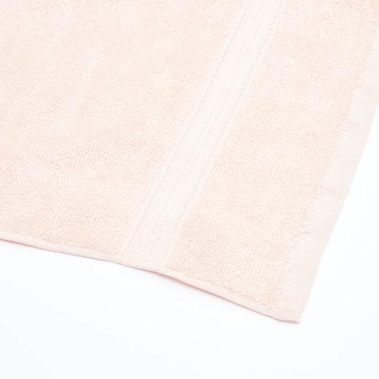 Textured Rectangular Bath Sheet