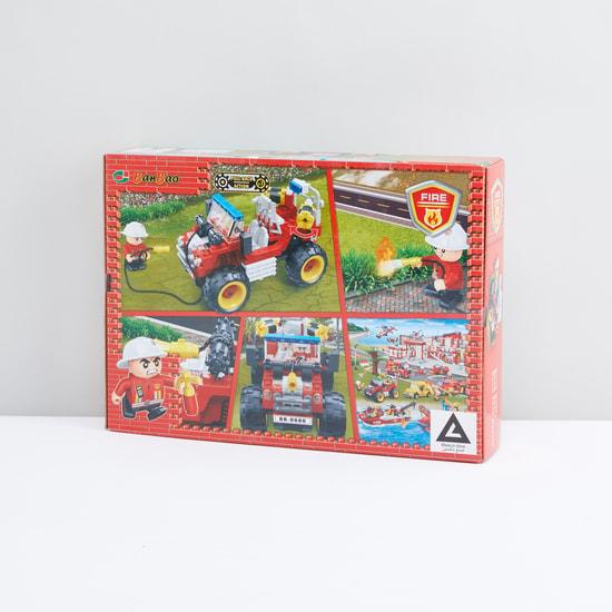 Banbao Fire Series 212-Piece Blocks Playset