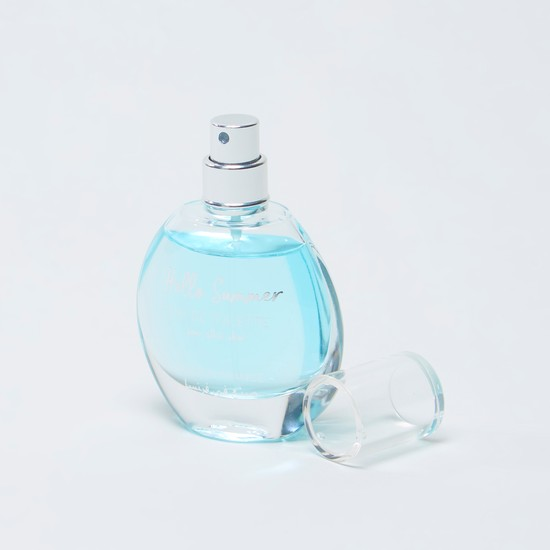 Hello Summer Eau De Toilette Fragrance Bottle - 30 ml