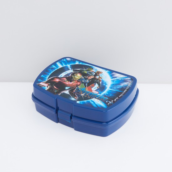 Avengers Printed 5-Piece School Accessory Set
