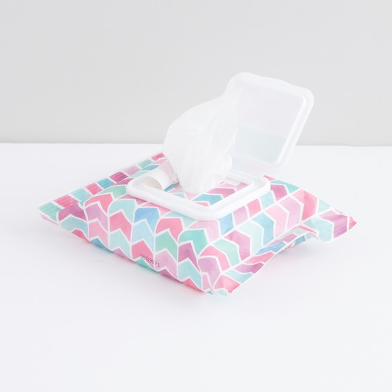 Makeup Remover 25-Piece Wipes with Aloe Extract
