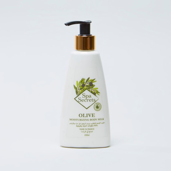 Spa Secrets Olive Moisturizing Body Milk - 200 ml