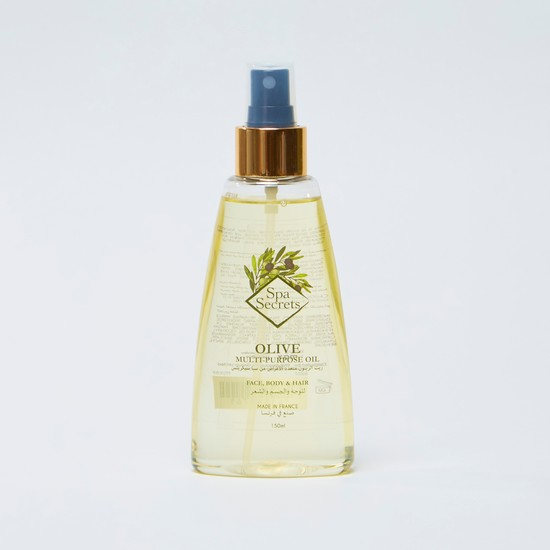 Spa Secrets Olive Multi-Purpose Oil - 150 ml