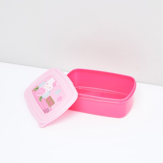 Hello Kitty Printed Lunch Box