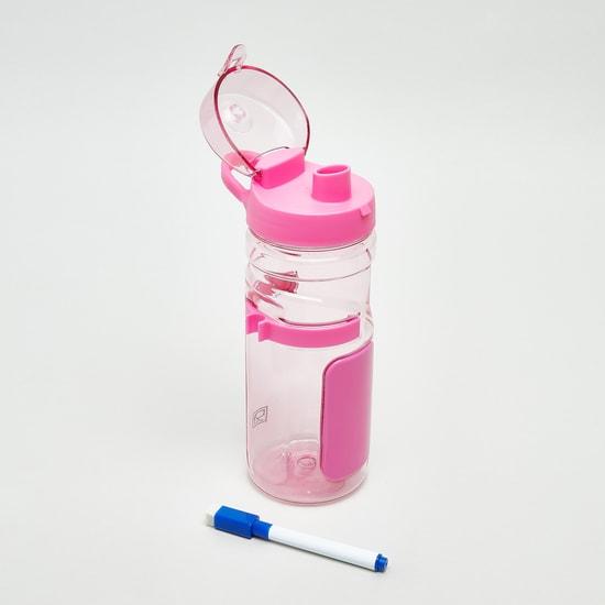 Flip Top Water Bottle