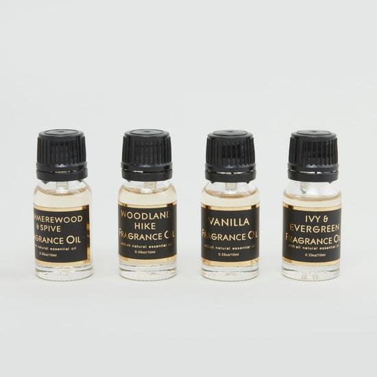 Set of 4 - Fragrance Oil Bottles