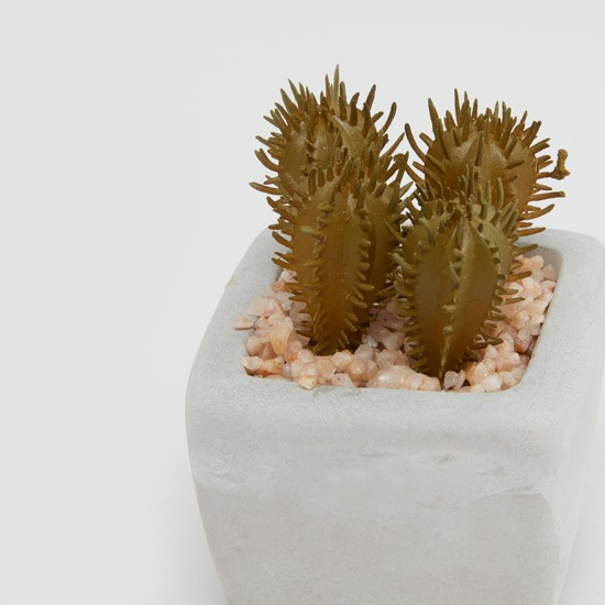 نبات اصطناعي في إصيص - 5x5 سم