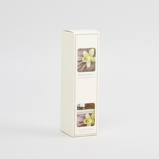 Aroma Sensations French Vanilla Reed Diffuser - 30 ml