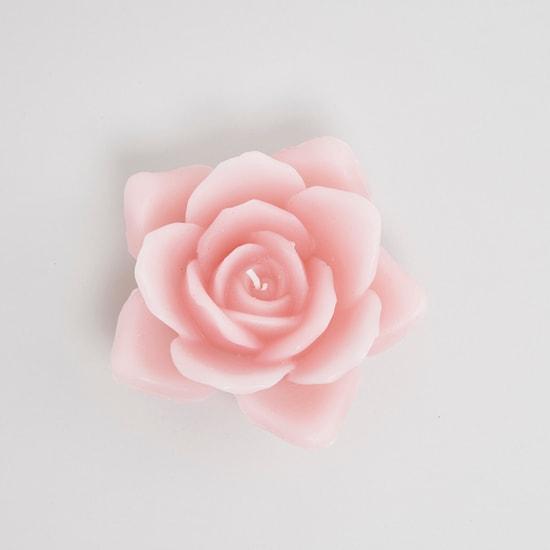 شمعة زهرة فردية - 11 سم