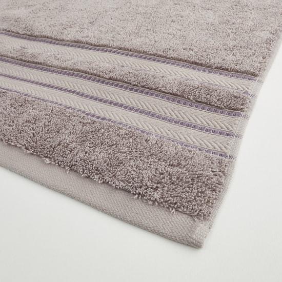 Textured Egyptian Cotton Bath Towel - 70x140 cms